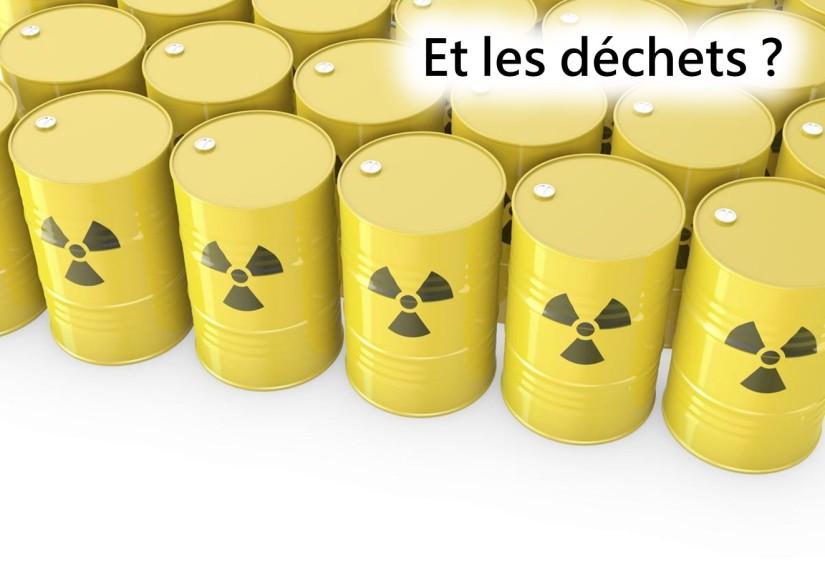 Pourquoi les déchets radioactifs du MSR sont considérés « gérables »?